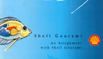 Shell-Gourami
