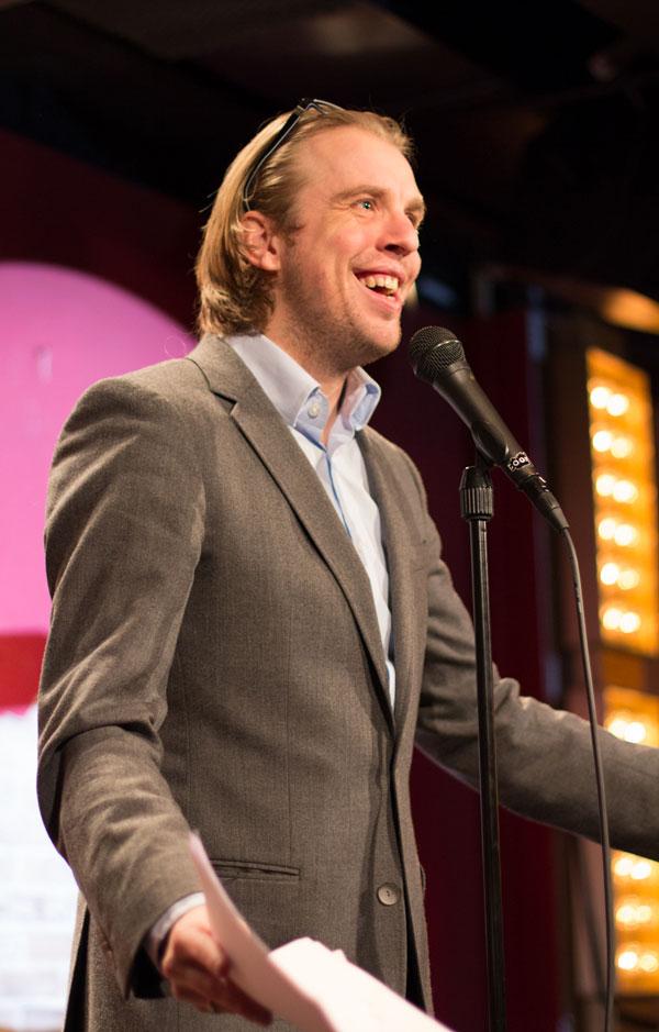 Dagvoorzitter: Jan Jaap van de Wal