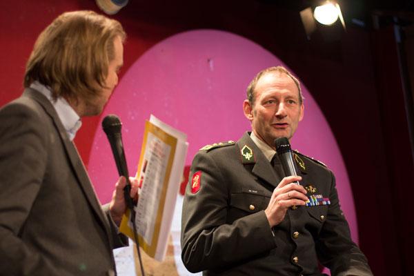 Luitenant Generaal Mart de Kruif