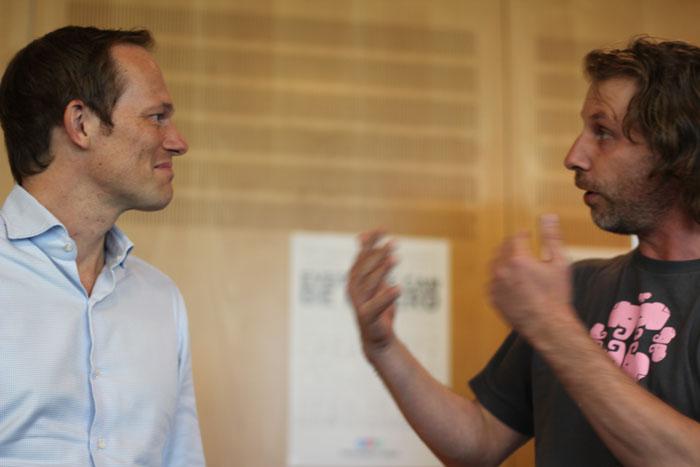 Yuri van Geest & Martijn Aslander