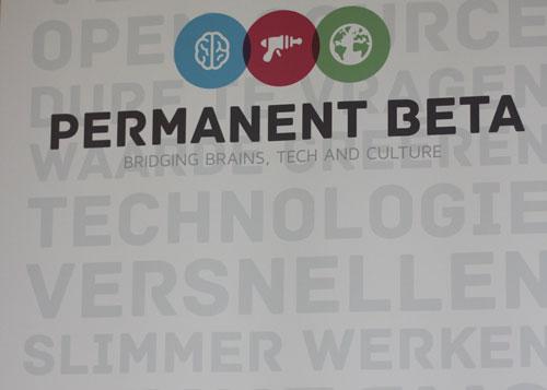 Permanent Beta - Bridging brains, tech and culture